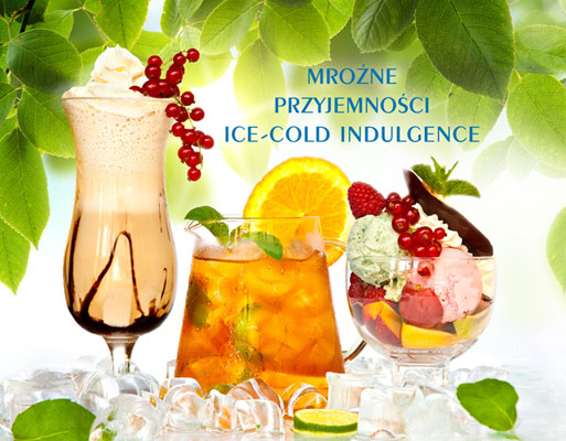 Ice-cold indulgence for everyone!