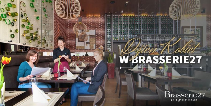 Dzień Kobiet w Brasserie 27